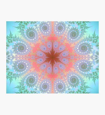 Doily Fractal Variation Photographic Print