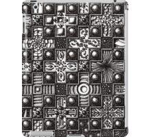 Crosses #1 iPad Case/Skin