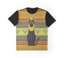 Egyptian Deities Graphic T-Shirt