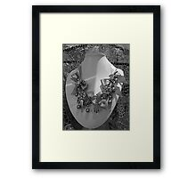 Bangles, Baubles and Beads Framed Print