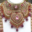 Indian jewelry by bubblehex08