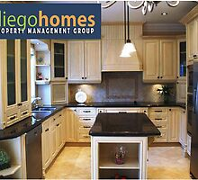Diego Homes Property Management Group - San Diego Real Estate Management  by diegohomespm1