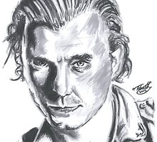 Gavin Rossdale by Tony Heath