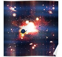 Space background Poster