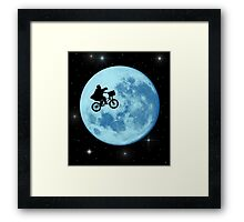 The Other ET Framed Print