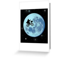 The Other ET Greeting Card