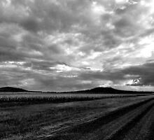 Cloudy Skies by Jock Anderson