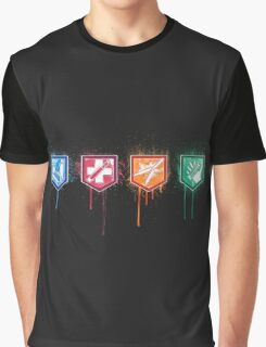 Zombies Perks Graphic T-Shirt