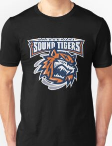 Bridgeport Sound Tigers Unisex T-Shirt