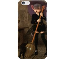 Halloween - The Life of a Witch iPhone Case/Skin