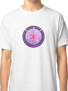 Subtle Brony - Princess Twilight Cutie Circle Classic T-Shirt