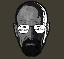 Walter White knocks  Unisex T-Shirt