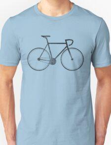 Fixie - Black Unisex T-Shirt