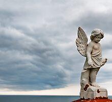 Storm angel by 3523studio