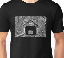 Rural Winter Unisex T-Shirt