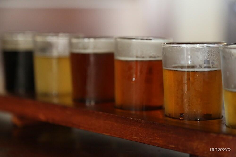 Melbourne Beer Sampler by Ren Provo