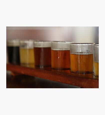 Melbourne Beer Sampler Photographic Print