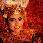 Keyem Manis (Sweet Smile) Legong Dance by kmanggaw