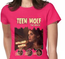 Teen Wolf Old Comic [Lydia] Womens Fitted T-Shirt