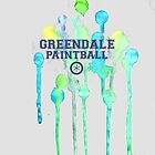 Community: Greendale Paintball  by novillust