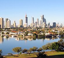 Gold Coast City early morning by LifeisDelicious