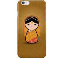 Kokeshi - Hindu Bride iPhone Case/Skin