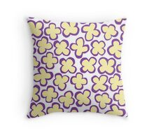 Flowers For Mademoiselle: II Throw Pillow