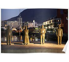 Nobel Square Cape Town  Poster