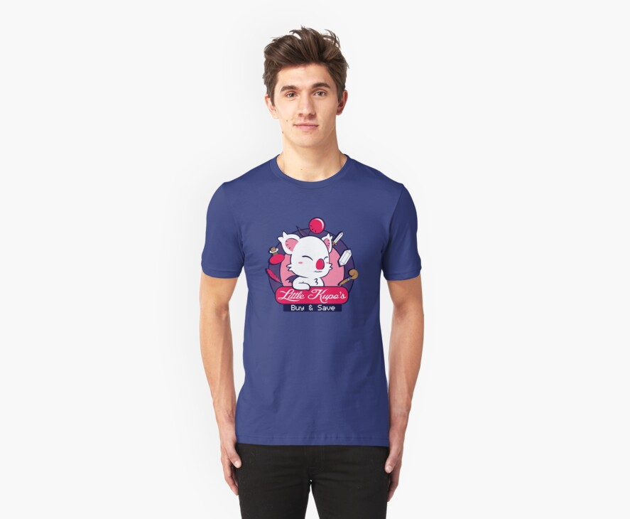 Little Kupo's Buy & Save by coinbox tees