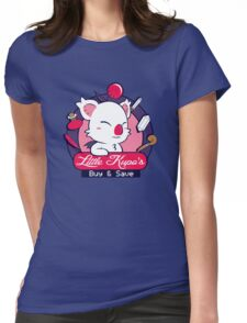 Little Kupo's Buy & Save Womens Fitted T-Shirt