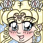Sailormoon Print by HappyKittyShop