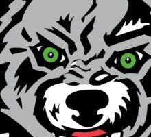 Chicago Wolves Sticker