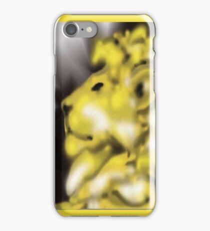 Mr. Lion iPhone Case/Skin