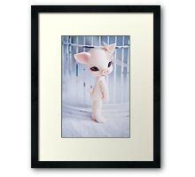 Ruby-Valentine Framed Print
