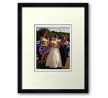 bride Framed Print