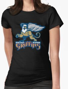 Grand Rapids Griffins Womens Fitted T-Shirt
