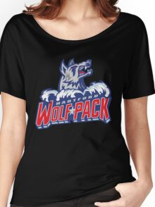 Hartford Wolf Pack Women's Relaxed Fit T-Shirt