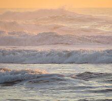 Ocean waves by mindfu