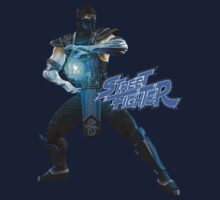 the Ironic Sub Zero shirt by martelski