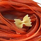 Tagliatelle And Farfalle  by SmoothBreeze7