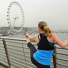Post Run Stretch 6 by rsangsterkelly