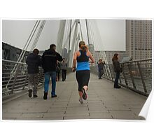 Bridge Run  Poster