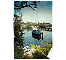 Strahn, Tasmania Poster