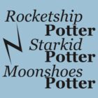 Starkid Potter by UtherPendragon