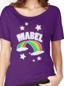 Mabel Pines Inspired [Gravity Falls] Women's Relaxed Fit T-Shirt