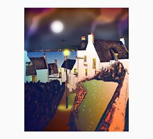 Hie Gait, the Town of Dysart, Scotland [colour version] Unisex T-Shirt