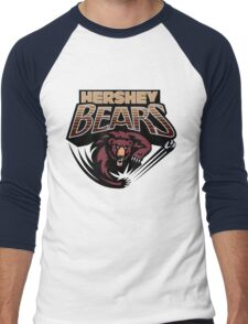 Hershey Bears Men's Baseball ¾ T-Shirt