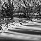 The Weir.  by Paul Richards
