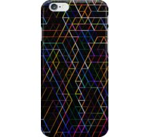 Triangle Outline B iPhone Case/Skin