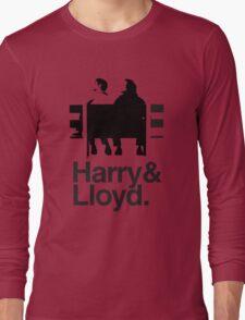 Harry & Lloyd 3 - Dumb & Dumber Long Sleeve T-Shirt